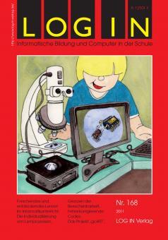 LOG IN 168 - Forschendes und entdeckendes Lernen im Informatikunterricht