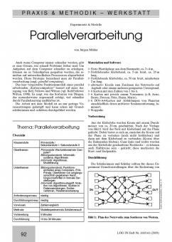 Parallelverarbeitung