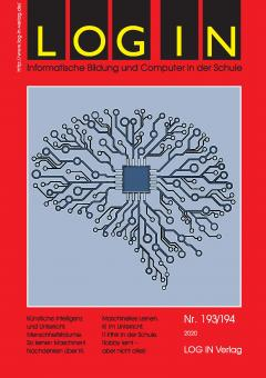 NEU: LOG IN 193/194 - Künstliche Intelligenz und Unterricht