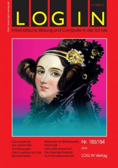 LOG IN 183/184 - Ada Lovelace
