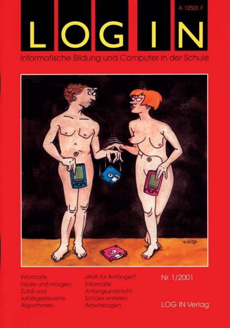 LOG IN Heft 1 2001 - Informatik heute und morgen