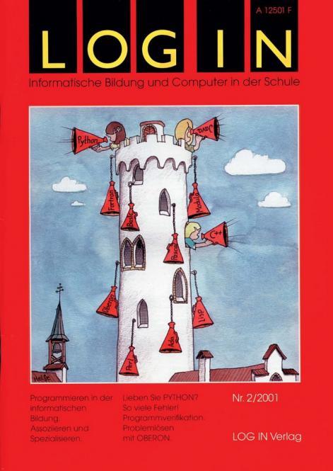 LOG IN Heft 2 2001 - Programmieren in der informatischen Bildung