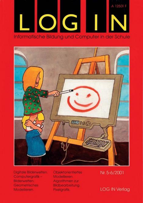 LOG IN Heft 5/6 2001 - Digitale Bilderwelten