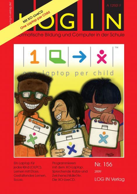 LOGIN 156 - Ein Laptop für jedes Kind