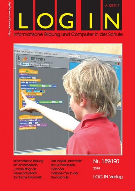 LOG IN 189/190 - Informatische Bildung im Primarbereich